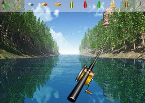 Рыбалка на горных реках игра онлайн