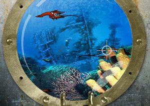 Рыбалка охотник на кальмаров игра