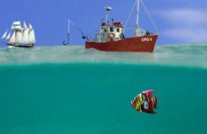 Рыбное место игра онлайн