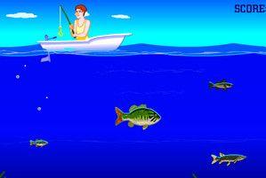 Скоростная рыбалка игра