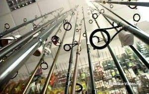 Как выбрать спиннинг и купить в магазине для рыбалки